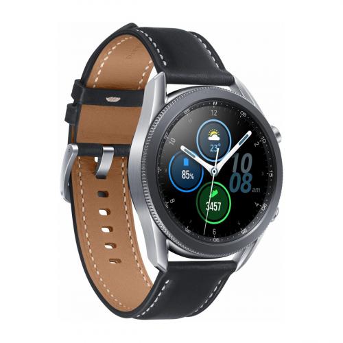 Samsung SM-R845 Galaxy Watch 3 LTE 45mm (Ezüst)