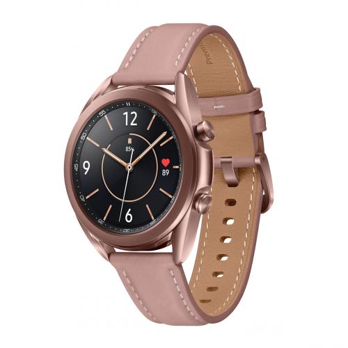 Samsung SM-R850 Galaxy Watch 3 41mm (Bronz) Gyártói Garancia