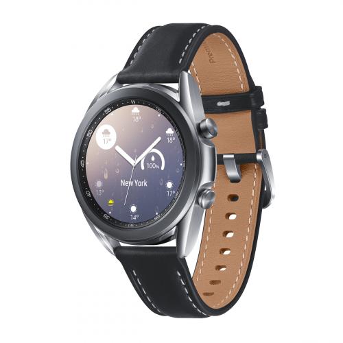 Samsung SM-R850 Galaxy Watch 3 41mm (Ezüst) Gyártói Garancia