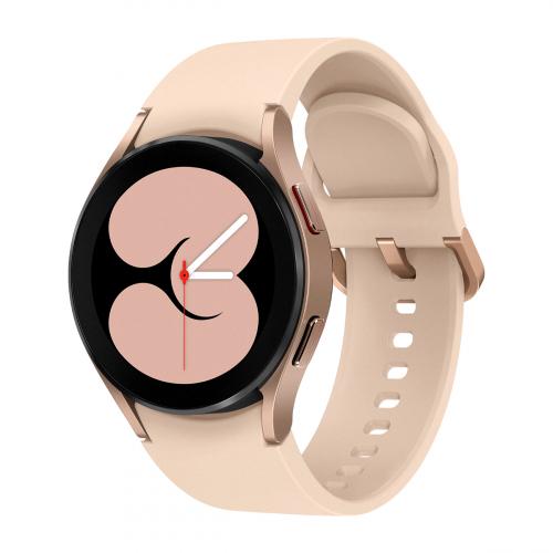 Samsung SM-R860 Galaxy Watch 4 40mm (Rózsaszín-Arany)