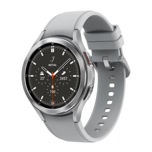 Samsung SM-R890 Galaxy Watch 4 46mm Classic (Ezüst)