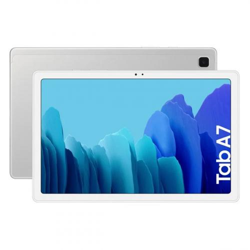 Samsung SM-T500 Galaxy Tab A7 10.4'' Wi-Fi 32GB 3GB RAM (Ezüst) Gyártói Garancia