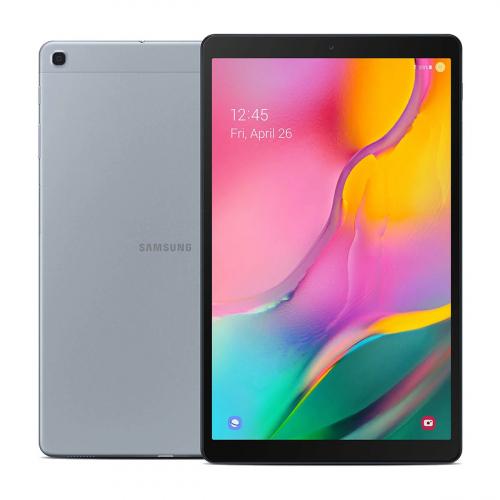 Samsung SM-T505 Galaxy Tab A7 (2020) 10.4'' Wi-Fi + 4G 32GB 3GB RAM (Ezüst) Gyártói Garancia