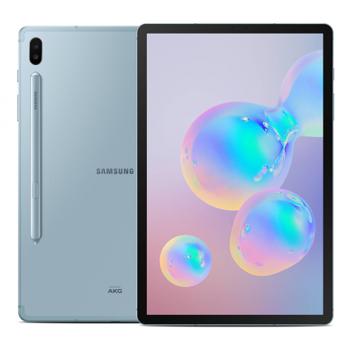 Samsung SM-T860N Galaxy Tab S6 10.5'' Wi-Fi 128GB 6GB RAM (Kék)