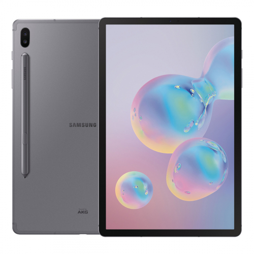 Samsung SM-T860N Galaxy Tab S6 10.5'' Wi-Fi 128GB 6GB RAM (Szürke)