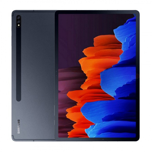 Samsung SM-T970N Galaxy Tab S7+ 12.4'' Wi-Fi 128GB 6GB RAM (Fekete)