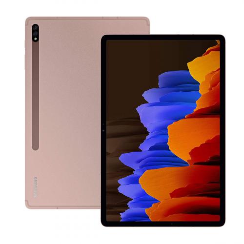 Samsung SM-T976B Galaxy Tab S7+ 12.4'' Wi-Fi + 5G 128GB 6GB RAM (Bronz)