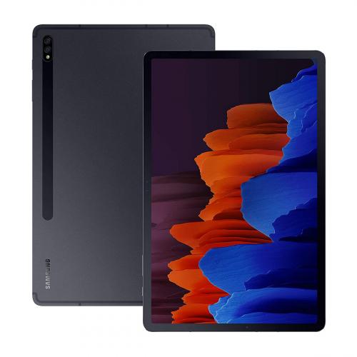 Samsung SM-T976N Galaxy Tab S7+ 12.4'' Wi-FI + 4G 128GB 6GB RAM (Fekete) Gyártói Garancia