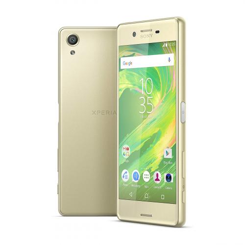 Sony F5121 Xperia X 32GB 3GB RAM (Lime Arany)