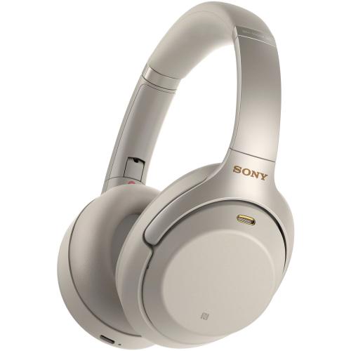 Sony WH-1000XM3 (Ezüst)