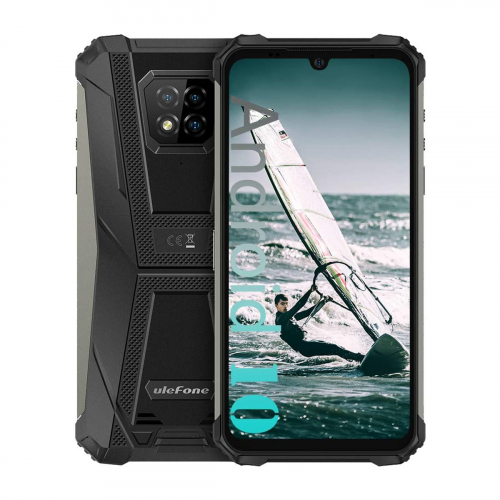Ulefone Armor 8 Dual-SIM 64GB 4GB RAM (Fekete)
