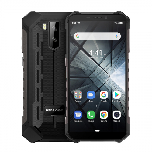Ulefone Armor X3 Dual-SIM 32GB 2GB RAM (Fekete)