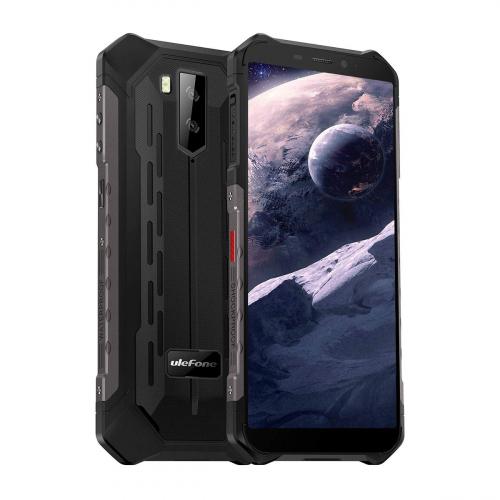 Ulefone Armor X5 Dual-SIM 32GB 3GB RAM (Fekete)