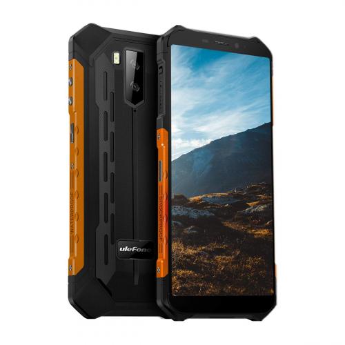 Ulefone Armor X5 Dual-SIM 32GB 3GB RAM (Narancssárga)