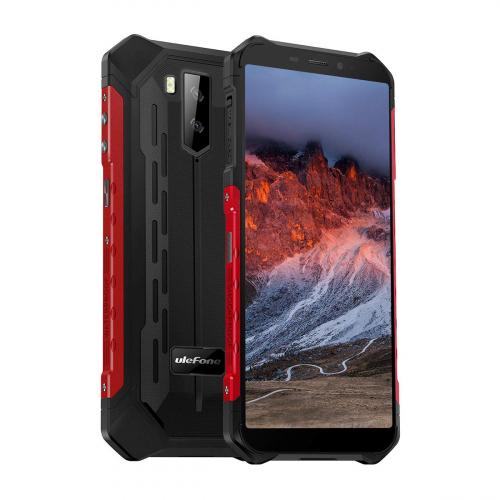 Ulefone Armor X5 Dual-SIM 32GB 3GB RAM (Piros)