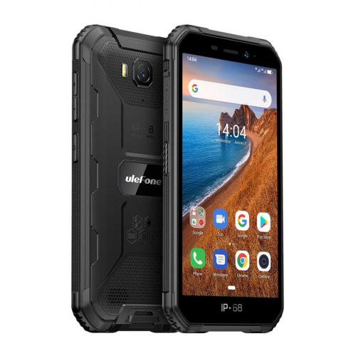 Ulefone Armor X6 Dual-SIM 16GB 2GB RAM (Fekete)