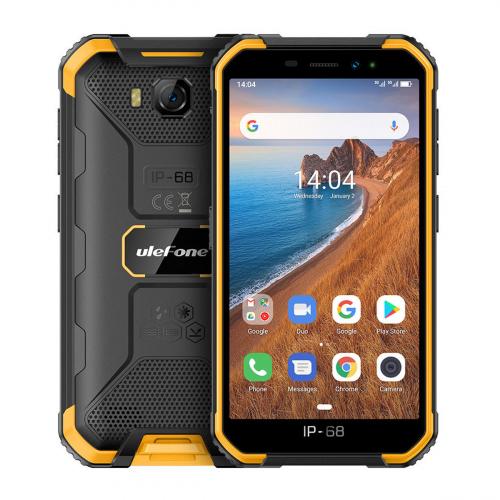 Ulefone Armor X6 Dual-SIM 16GB 2GB RAM (Narancssárga)