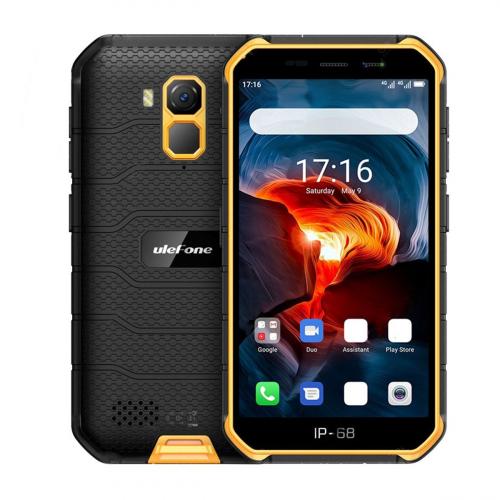 Ulefone Armor X7 Dual-SIM 16GB 2GB RAM (Narancssárga)
