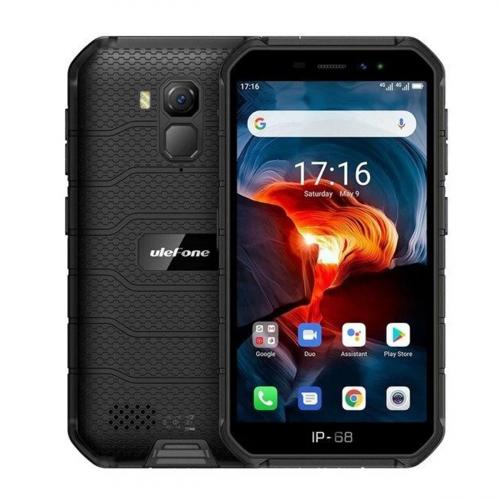 Ulefone Armor X7 Pro Dual-SIM 32GB 4GB RAM (Fekete)