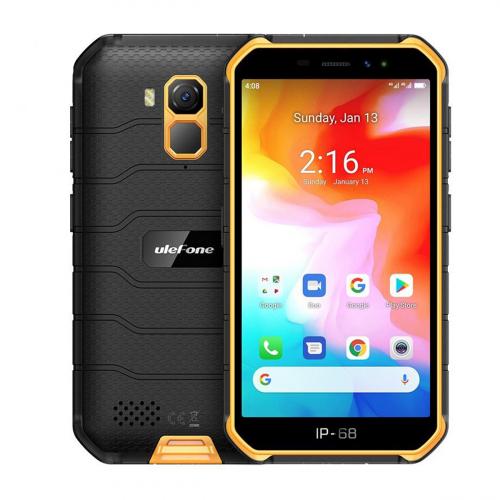 Ulefone Armor X7 Pro Dual-SIM 32GB 4GB RAM (Narancssárga)