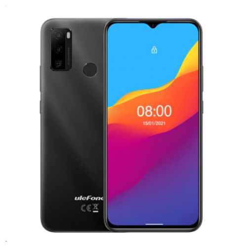 Ulefone Note 10 Dual-SIM 32GB 2GB RAM (Fekete)