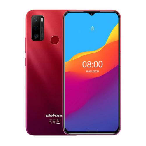 Ulefone Note 10 Dual-SIM 32GB 2GB RAM (Piros)
