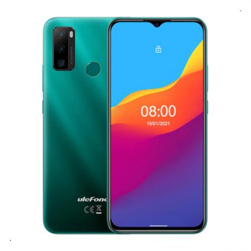 Ulefone Note 10 Dual-SIM 32GB 2GB RAM (Zöld)