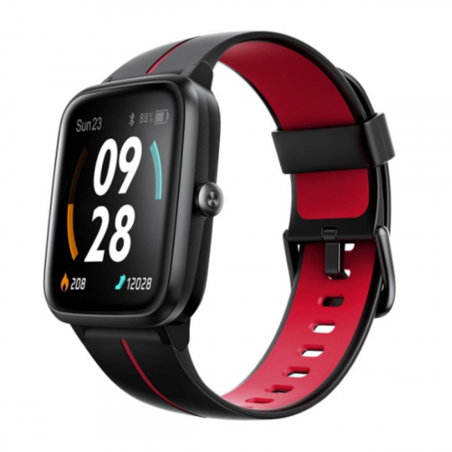 Ulefone Watch GPS (Fekete-Piros)