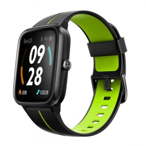 Ulefone Watch GPS (Fekete-Zöld)