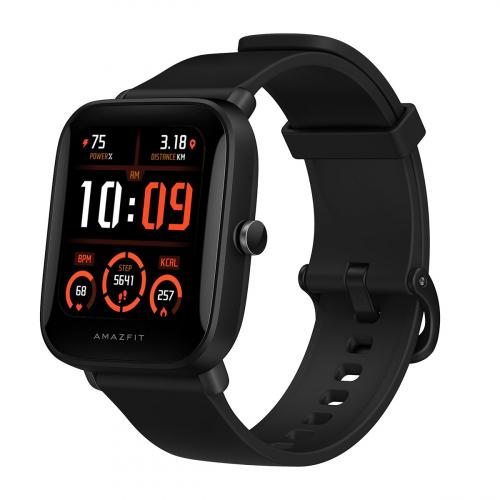 Xiaomi Amazfit Bip U Pro (Fekete) Gyártói Garancia