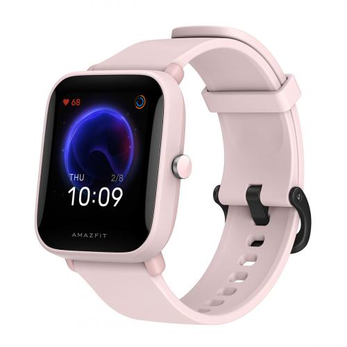 Xiaomi Amazfit Bip U Pro (Rózsaszín) Gyártói Garancia
