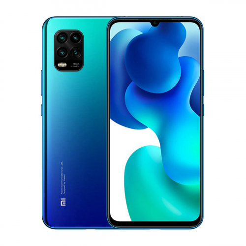 Xiaomi Mi 10 Lite 5G Dual-SIM 64GB 6GB RAM (Kék)