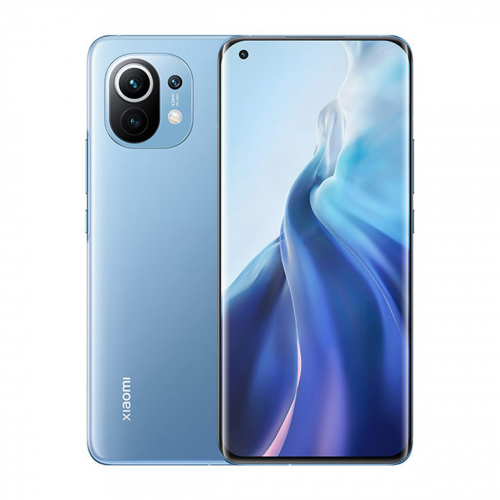 Xiaomi Mi 11 5G Dual-SIM 256GB 8GB RAM (Kék)