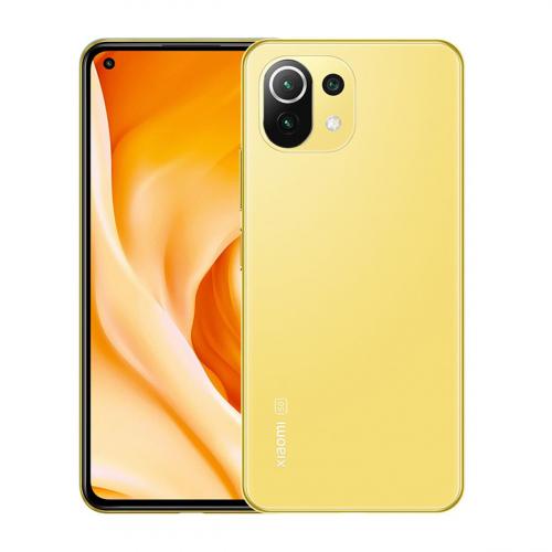Xiaomi Mi 11 Lite 5G Dual-SIM 128GB 8GB RAM (Citromsárga)