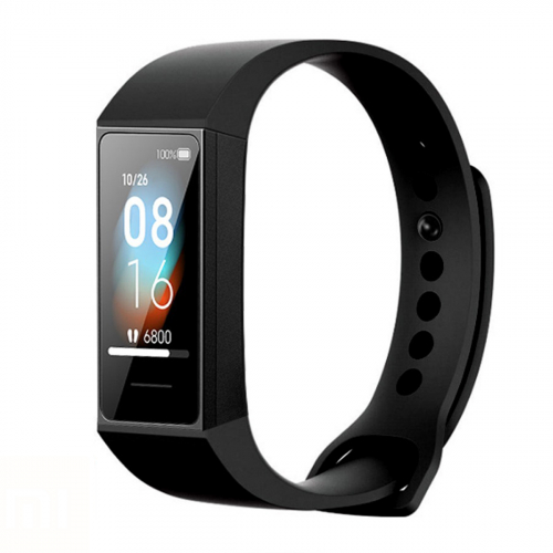 Xiaomi Mi Band 4C (Fekete) Gyártói Garancia