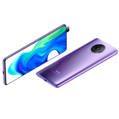 Xiaomi Poco F2 Pro 5G Dual-SIM 128GB 6GB RAM (Lila)
