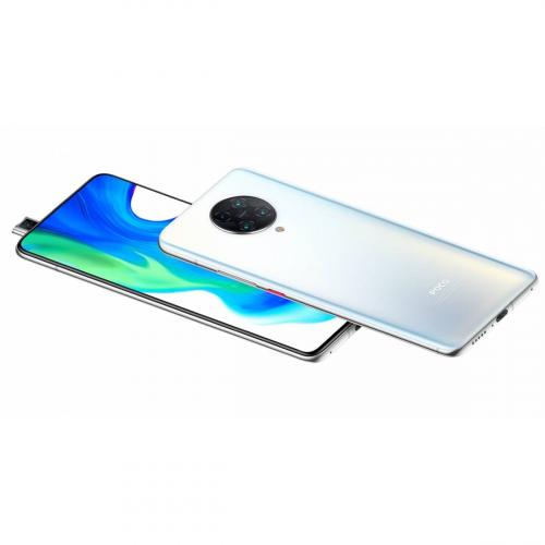 Xiaomi Poco F2 Pro 5G Dual-SIM 256GB 8GB RAM (Fehér)