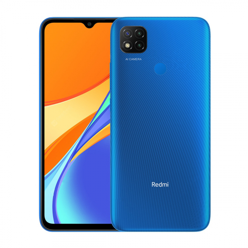 Xiaomi Redmi 9C Dual-SIM 32GB 2GB RAM (Kék)