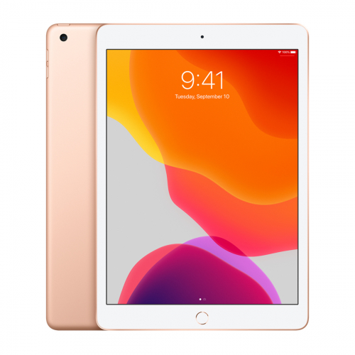 Apple iPad (2019) 10.2'' Wi-Fi + 4G 128GB (Arany) Apple Garancia