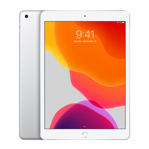 Apple iPad (2019) 10.2'' Wi-Fi + 4G 128GB (Ezüst) Apple Garancia