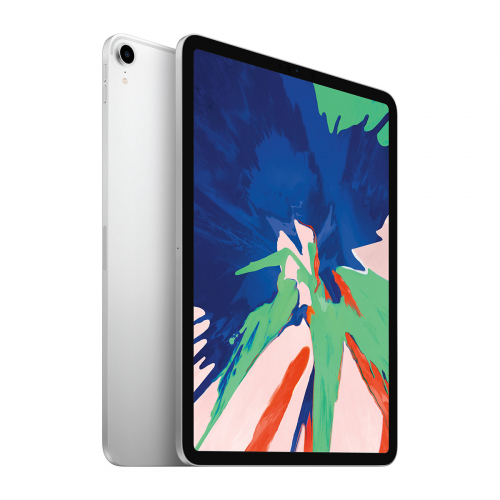 Apple iPad Pro (2018) 11.0'' Wi-Fi 64GB (Ezüst) Apple Garancia