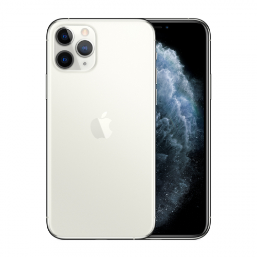 Apple iPhone 11 Pro Max 256GB (Ezüst) Apple Garancia