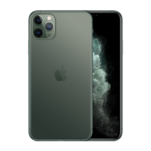 Apple iPhone 11 Pro Max 64GB (Éjzöld) Apple Garancia