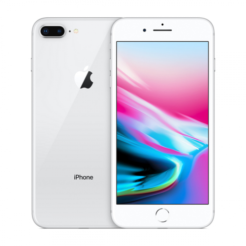 Apple iPhone 8 Plus 128GB (Ezüst) Apple Garancia