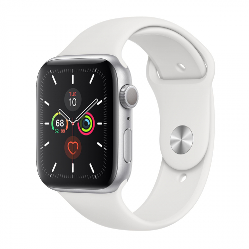 Apple Watch Series 5 40mm Sport (Ezüst-Fehér) Apple Garancia