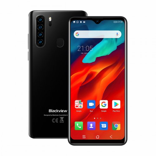 Blackview A80 Pro Dual-SIM 64GB 4GB RAM (Fekete)