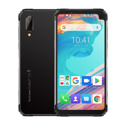 Blackview BV6100 Dual-SIM 16GB 3GB RAM (Ezüst)