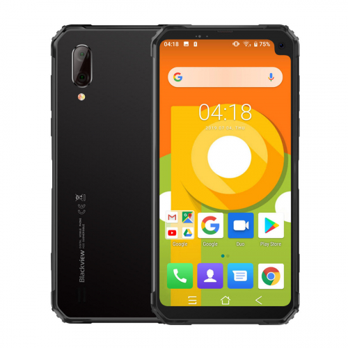 Blackview BV6100 Dual-SIM 16GB 3GB RAM (Szürke)