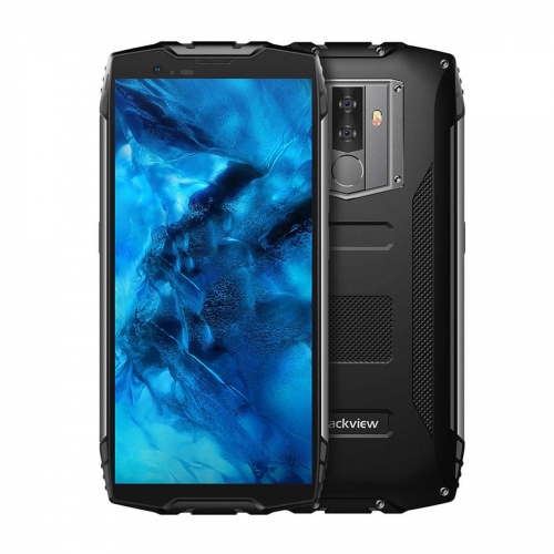 Blackview BV6800 Pro Dual-SIM 64GB 4GB RAM (Fekete)